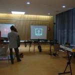 Vue d'ensemble du stand - Soirée Wazabi 7 - 2012